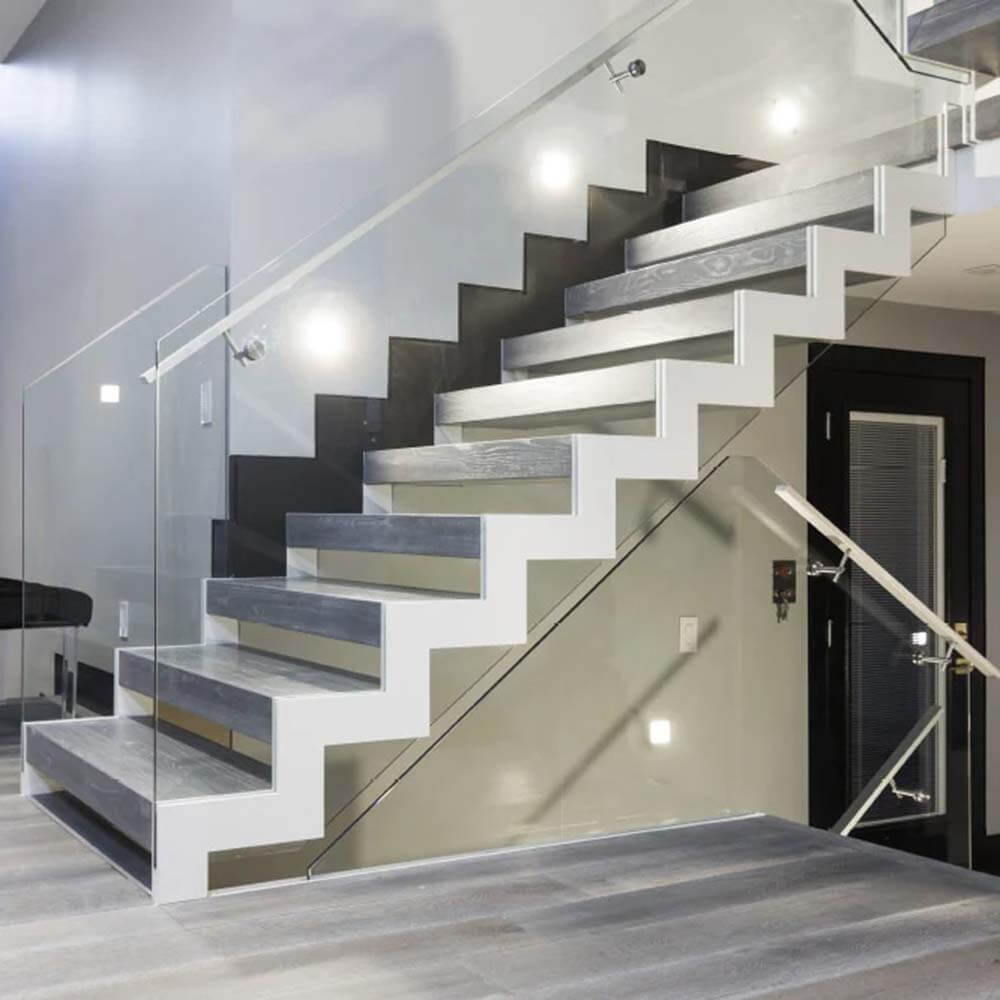 Zigzag Staircase Yurihomes